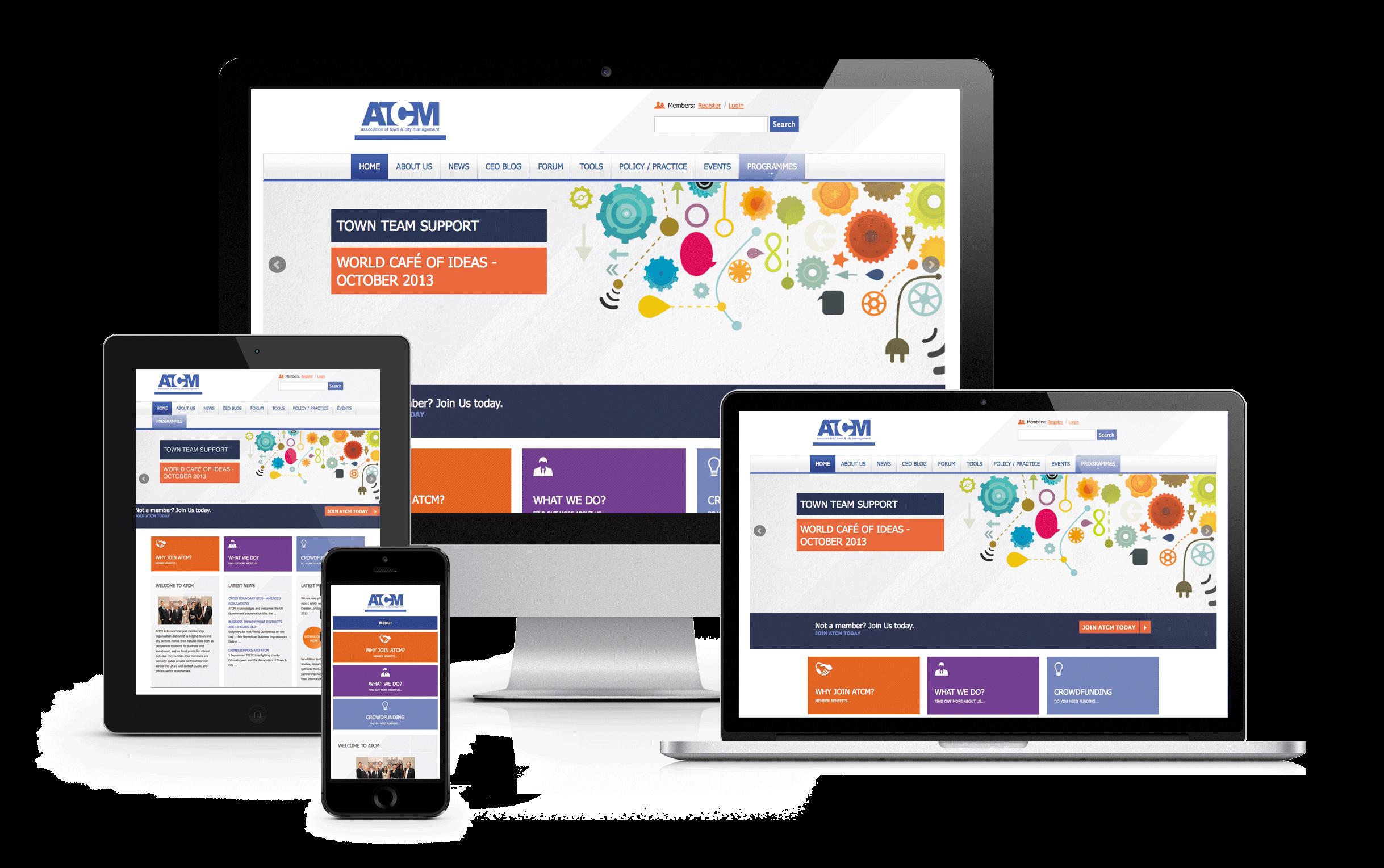 Cria o de sites em bh mais impacto cria o de sites for Site web de houseoftheweek